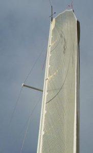 J/92 D4 Mainsail